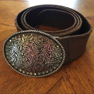 American Eagle Outfitters AEO Genuine Leather Belt